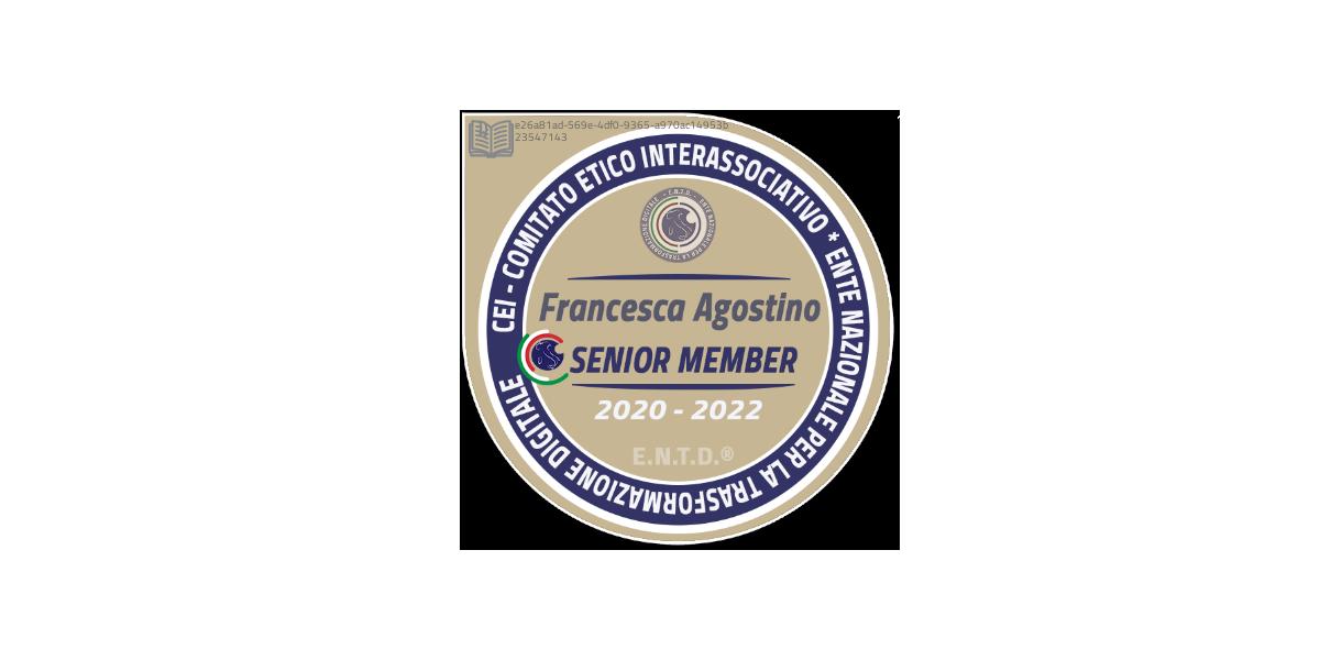 Francesca Agostino ENTD®